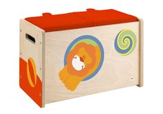 1000+ images about Fun Toy Boxes! on Pinterest | Toy boxes, Toy chest ...
