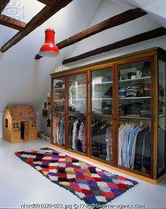 garderoba jak witryna