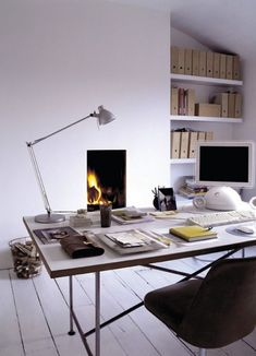 50 Scandinavian Home Office Designs | DI1