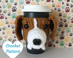 Dog Crochet Pattern - Crochet Beagle - Amigurumi Patterns - Dog Crochet Pattern - Crochet Pattern Dog - Amigurumi Dog Pattern - Crochet Dog