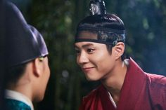 park bogum in moonlight drawn by clouds ✧ close up shots