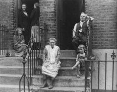 Ellen Auerbach, 'Slums, London,' 1935, Robert Mann Gallery
