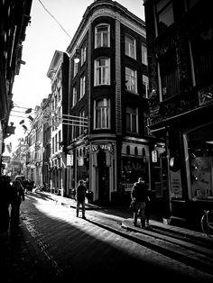 . Amsterdam, Street View, Explore, Exploring