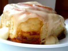 Cinnabon Cinnamon Rolls...I am going to have to try these.