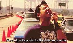 """Welcome to My Life"" — Simple Plan 