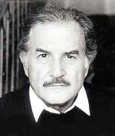Esto es una fotografia de Carlos Fuentes.