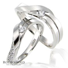 72 Incredible Styles in Couple Rings to Let Everyone Envy Your Possession Beautiful Diamond Rings, Beautiful Wedding Rings, White Gold Wedding Rings, Silver Rings, Couple Ring Design, Ring Design For Female, Couple Rings, Diy Earrings, Diy Necklace