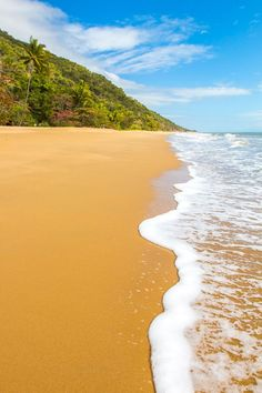 Ellis Beach - a great place to stop on the drive between Cairns and Port Douglas, Australia