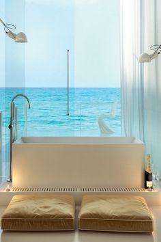 livingpursuit:  Modern Bathroom   Source