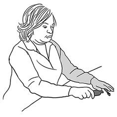 Patient Handout in Spanish: Ponerse una Prenda de Vestir