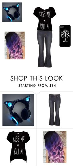 """Iwouldwearthis"" by lilyvirginiakrause on Polyvore featuring maurices and Rotten Roach"