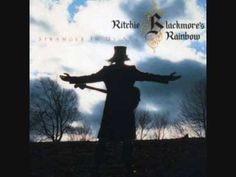 UNDER THE INFLUENCE -- Ritchie Blackmore has long cast a spell on us DONTCHA THINK ROCKERS?!!  Rainbow - Stand And Fight