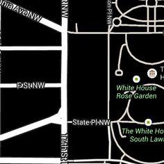 The White House, Pennsylvania Avenue Northwest, Washington, DC, USA - Google Maps