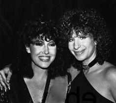 Barbra Streisand & Melissa Manchester