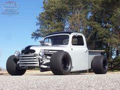 50s Hot Rod truck   50s Hot Rod Trucks http://cloud9classics.com/1950-ford-f-1-hot-rod ...