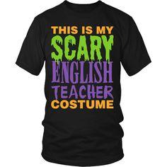 English - Halloween Costume