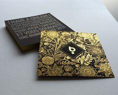 Print : Badcass - Design : Bullit - Carte de voeux en letterpress…
