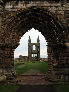 St. Andrews Cathedral , Scotland