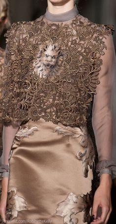 Valentino Haute Couture | F/W 2013 - detail