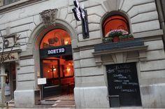 Bontxo: zseniális és megfizethető baszk étterem - Egy nap a városban