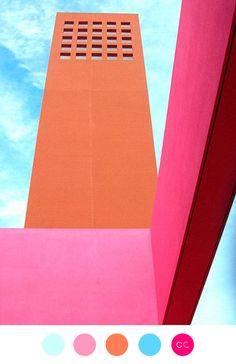 Contemporary Colour - Luis Barragan
