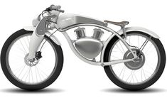 The retro designed Munro eBike doesn't have conventional bike pedals. The Munro Motor's weights around 35 kg, features a Bosch electric motor… Motorcycle Men, Motorcycle Design, Motorcycle Style, Classic Motorcycle, Bike Design, Dirt Bike Magazine, Indian Motorbike, Indian Motorcycles, Electric Moped