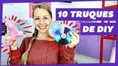 10 Truques Que Quem Faz DIY Precisa Saber | Ft. Jessika Taynara