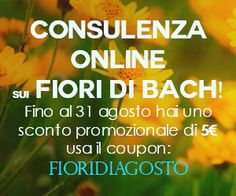Test online fiori di bach