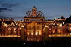 Palace Of Versailles At Night - Bing Images