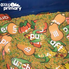 Primary Punchbowl Fall Blog Hop!
