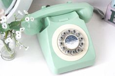 Love this telephone! #belledujour