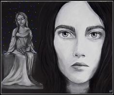 Lyanna Stark (art by Anastasia Robozeeva)