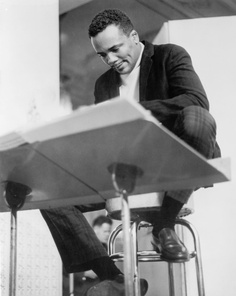 Quincy Jones - record producer, conductor, arranger, composer, television producer, and trumpeter