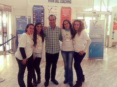 #Expocoaching14 Madrid, 25, 26 y 27 abril. #vivirdelcoaching #josepecoach #santiagoacosta