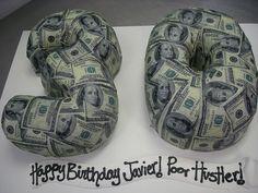 money cakes   30th birthday money cake (78)   Flickr - Photo Sharing!