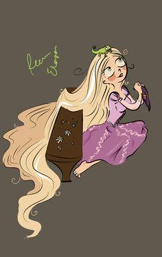 Rapunzel by ~drop-dead13 on deviantART