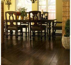 Hardwood Floors: Anderson Hardwood Flooring - Casitablanca Collection - Hammered Clove