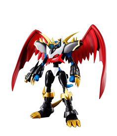 Digimon Bandai Figure New Imperial Dramon (Fighter mode) ABS & PVC 155 mm