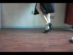 Tango tutorial for ladies steps - Amague