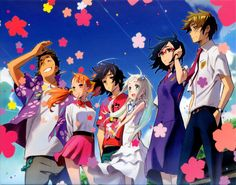 Ano Hana | A-1 Pictures