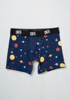 Planet of Action Men s Boxer Briefs. Is your fave fella looking to pick up  the ac8cd5c6d12