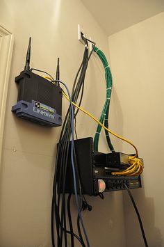 my home theater rack and equipment room avs forum home theater rh pinterest com Residential Wiring Closet Wire Closet Racks