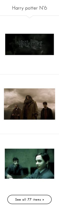 """""""Harry potter N°6"""" by assymi ❤ liked on Polyvore featuring harry potter, girls, hp, people, tom felton, hogwarts, draco malfoy, backgrounds, lavender brown and ron weasley"""