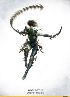 warhammer 40000,фэндомы,dark eldar,Hellion