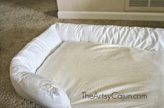 DIY dog bed for $10