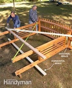 You can build this stylish, arched garden arbor with a swing in only a couple of days—it's way easier than it looks. Diy Pergola, Building A Pergola, Cheap Pergola, Wooden Pergola, Outdoor Pergola, Pergola Shade, Pergola Plans, Pergola Kits, Pergola Ideas