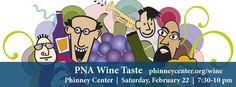 Come out to Phinney Ridge on Saturday, February 22nd for the annual PNA Wine Taste from 7:30PM-10PM.