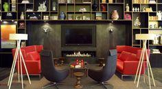 €155 Das stilvolle, moderne Hotel citizenM London Bankside begrüßt Sie im Herzen Londons.