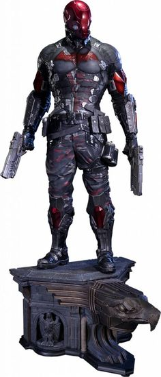 Batman Arkham Knight 1/3 Statue Red Hood 82 cm