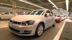 Volkswagen Golf Production